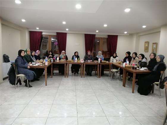 Bilecik'de Bilecik Müftülüğünden Tdv Iyilik Evlerine Ziyaret