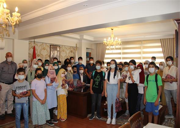 Muğla'da Bilgi Yarışmasına Büyük Ilgi
