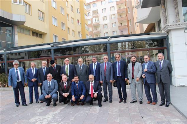 Bölge Il Müftüleri Istişare Toplantısı Erzurum'da Yapıldı