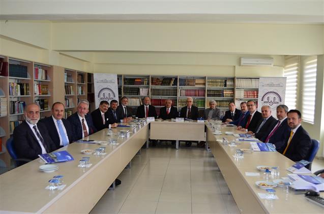 Bölge Il Müftüleri Istişare Toplantısı Denizli'de Yapıldı