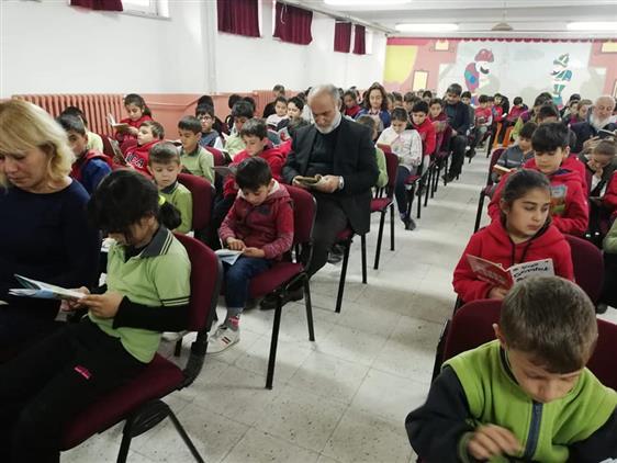 Balikesir'da Biz Kalem Medeniyetinin çocuklarıyız