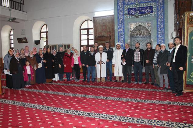 Osmaniye'de Cami Engelli Buluşması Düzenlendi