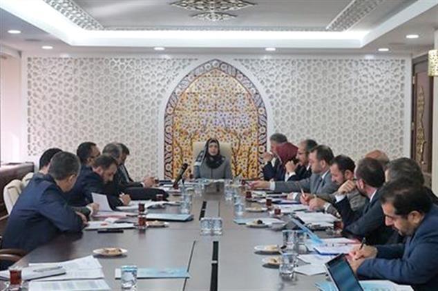 Rize'de Cami Hizmetleri çalıştayı Gerçekleştirildi
