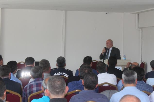 Giresun'da Cami Ve Hayat Konferansı