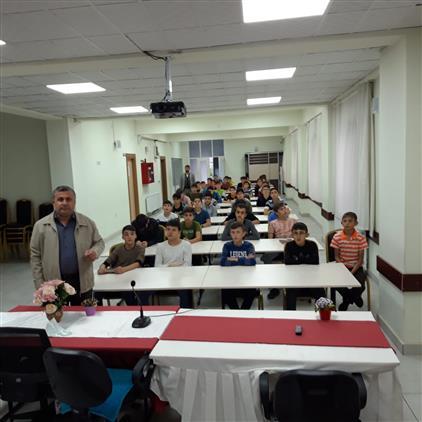Niğde'de Camiler Ve Din Görevlileri Haftası Etkinlikleri