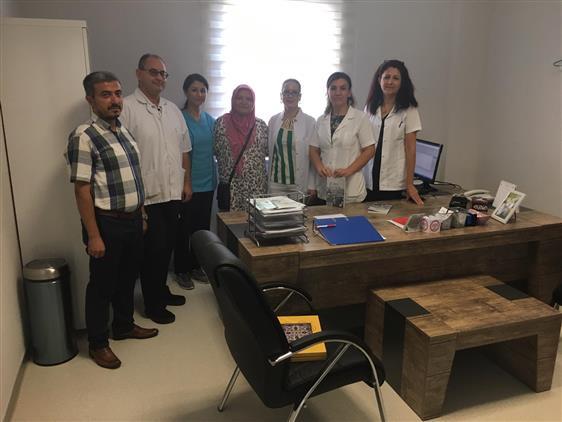 Antalya'da Camiler Ve Din Görevlileri Haftası Etkinlikleri Kapsamında Hastane Ziyaretleri Gerçekleştirildi