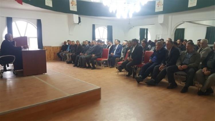 Duzce'de Camiler Ve Din Görevlileri Haftası Ziyaretleri.