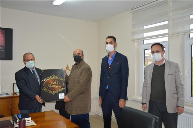 Ardahan'da Camiler Ve Din Görevlileri Haftasını Kutladı
