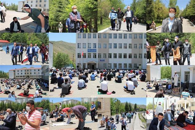 Bitlis'de Camilerimiz Açıldı