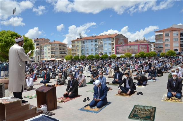 Karaman'da Cemaatle Namaz Kılarken Uyulması Gereken Kurallar