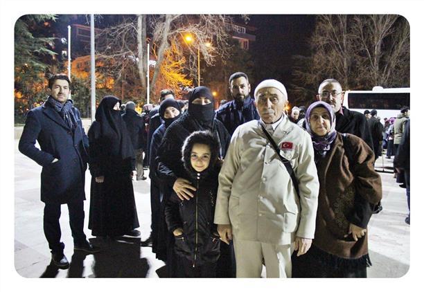 Bilecik'de Coşkulu Kalabalık Umrecileri Kutsal Topraklara Uğurladı.