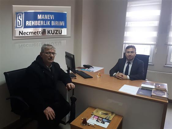 Duzce'de Denetimli Serbestlik Müdürlüğü Hükümlülerine Yönelik 'manevi Rehberlik Birimi' Oluşturuldu.