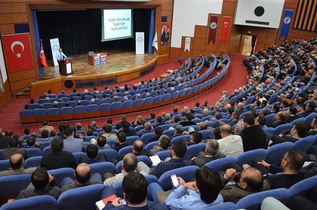 Denizli'de 'dini Yayınlar Tanıtım Toplantısı' Düzenlendi