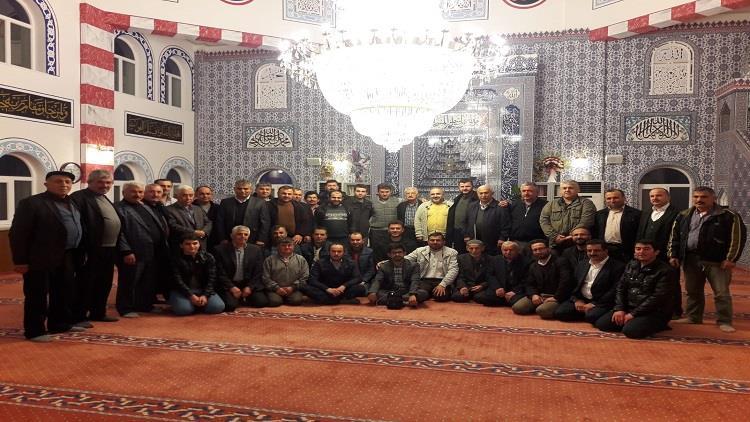 Bartın'da Din Görevlileri Ve Camii Cemaati Kaynaşma Programı