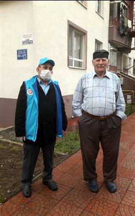 Antalya'da Din Görevlilerimiz Vatandaşlar Için Seferber Oldu
