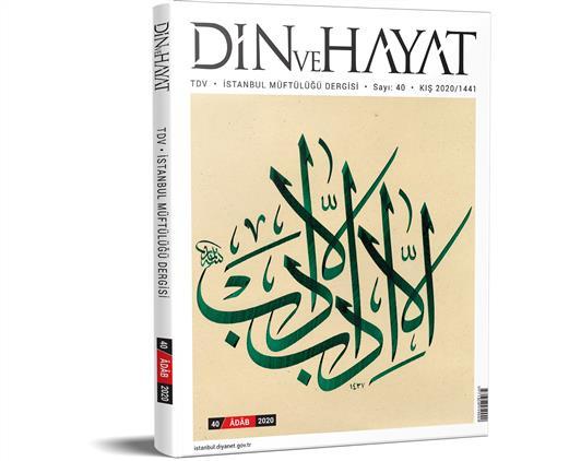 İstanbul'da Din Ve Hayat Dergisi 40. Sayısı Yayımlandı
