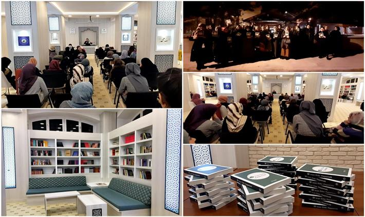 Erzincan'da Diyanet Gençlik Merkezi üniversite Kız öğrencilerine Yönelik Eğitim Faaliyeti Başlattı