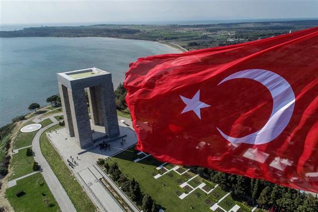 Rize'de Diyanet Işleri Başkanı Erbaş'tan çanakkale Zaferinin 105. Yıl Dönümü Mesajı