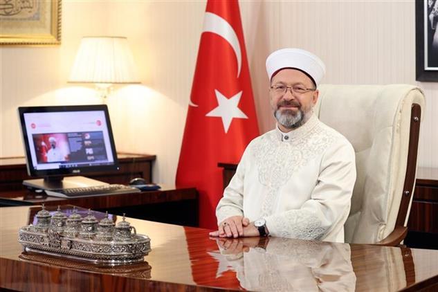 Ordu'da Diyanet Işleri Başkanı Erbaş'tan Hicri Yeni Yıl Mesajı