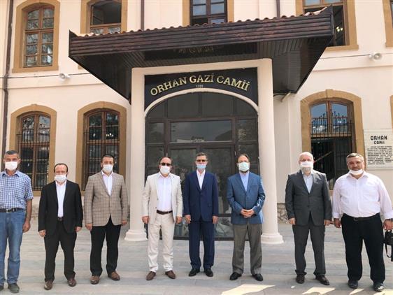 Diyanet Işleri Başkanı Prof. Dr. Sayın Ali Erbaş Sakarya'da