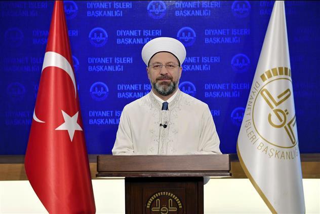 Diyanet Işleri Başkanımız Erzincan'a Geliyor…