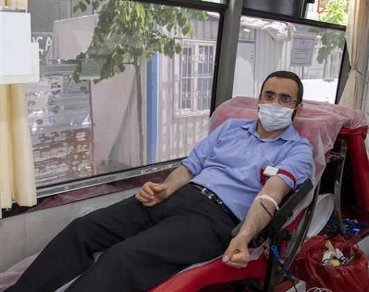 Diyanet Işleri Başkanımızın Kan Bağışı çağrısına Van'dan Tam Destek