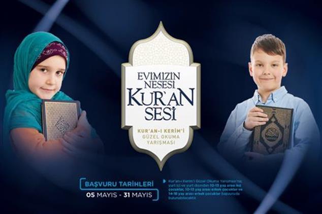 """Bitlis'de Diyanet'ten çocuklar Için """"kur'an-ı Kerim'i Güzel Okuma Yarışması"""""""