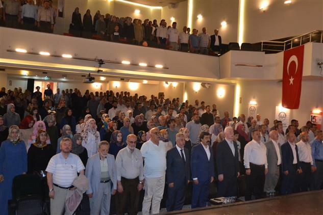Eskisehir'de Din Istismarı Ve 15 Temmuz Ruhu Konferansı Yapıldı