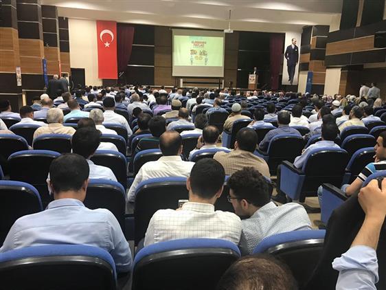 Siirt'te Dr. Işleyen: Diyanet Personeline Büyük Görevler Düşüyor
