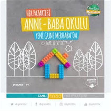 """Balikesir'da Diyanet Tv'de """"anne-baba Okulu"""