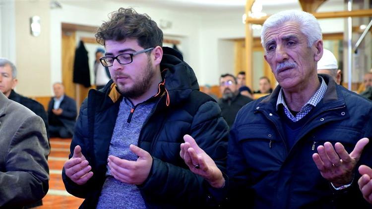 Erzincan'da şehidimiz Için Mevlid-i şerif Okundu