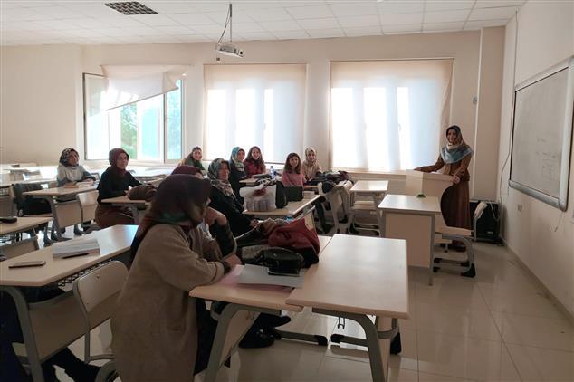 Şanlıurfa'da Eğitim Fakültesinde Seminer