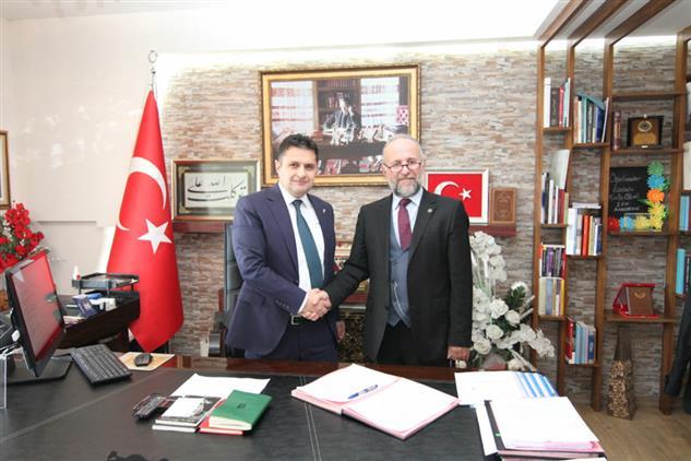 Erzurum'da Eğitimde Işbirliği Protokolü Imzalandı