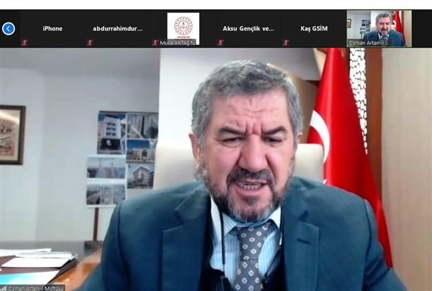 Antalya'da Eğitime Destek Platformu Ocak Ayı Toplantısı Gerçekleştirildi