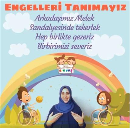 Bursa'da Engelleri Tanımayız