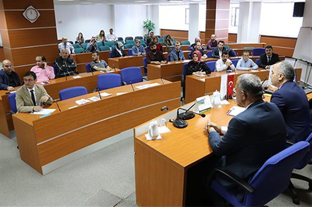 Rize'de Engelli Koordinatörlüğümüzden Engelli çalıştayına Destek