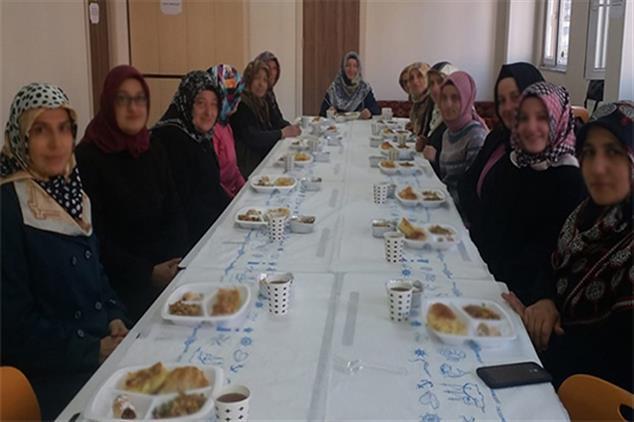 Rize'de Engelli Koordinatörlüğümüzden Engelliler Günü Programı