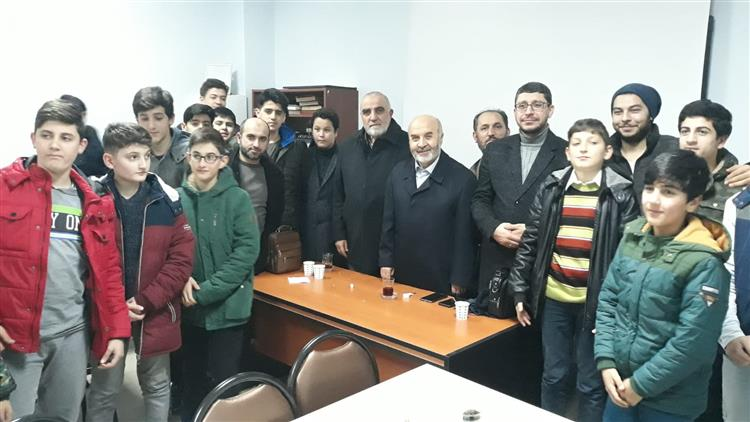 Tekirdağ'da çerkezköy'de Gençlik Buluşması Gerçekleştirildi.