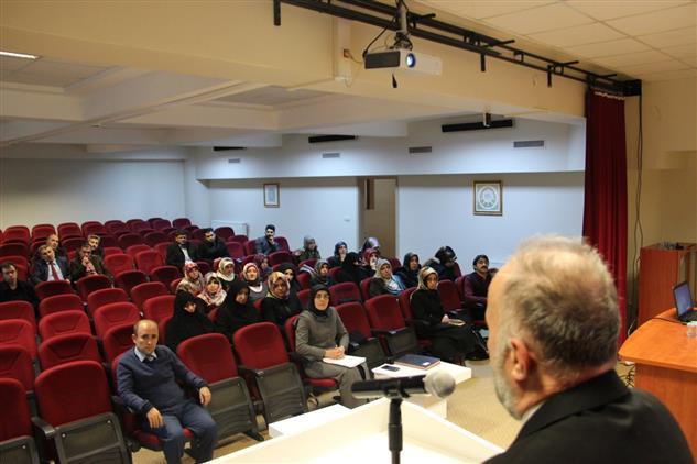 Erzurum Il Müftülüğü Gençlik Koordinatörleri çalıştayı Yapıldı