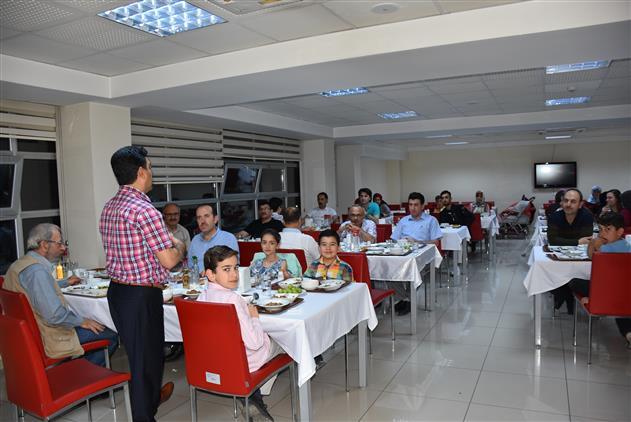 Manisa Eğitim Merkezimizde Iftar Programı