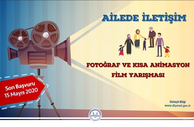 Balikesir'da Fotoğraf Ve Animasyon Kısa Film Yarışması