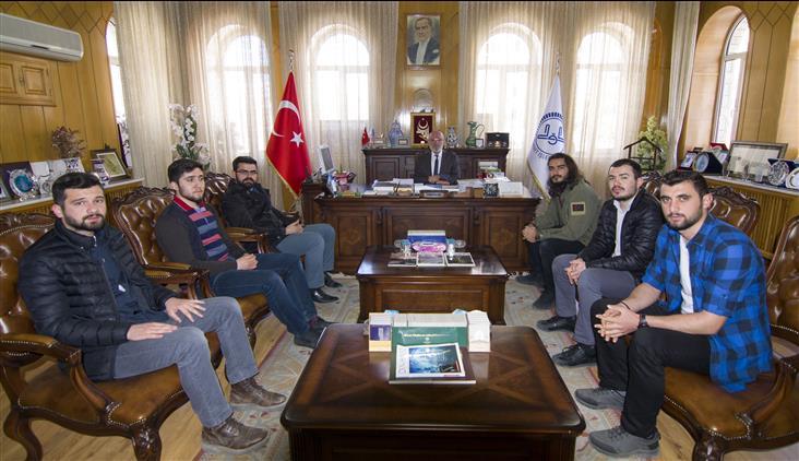 Genç Hareket Konya'dan Poçanoğlu'na Ziyaret