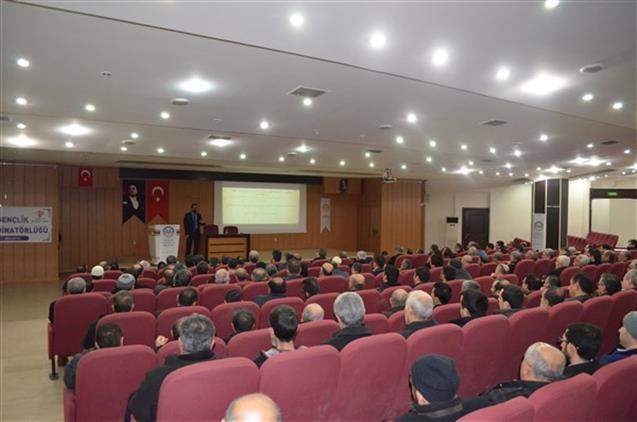 Malatya'da Gençliğe Değer Projesi Personel Eğitimi