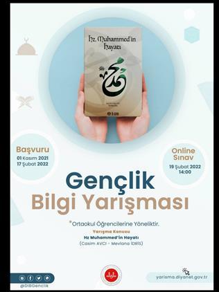 Osmaniye'de Gençlik Bilgi Yarışması