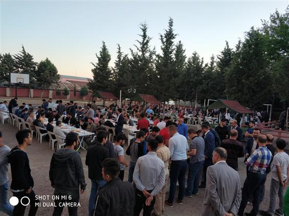 Kilis'de Gençlik Iftarı