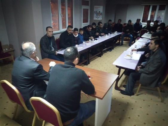 Ardahan'da Göçmenlere Yönelik Program