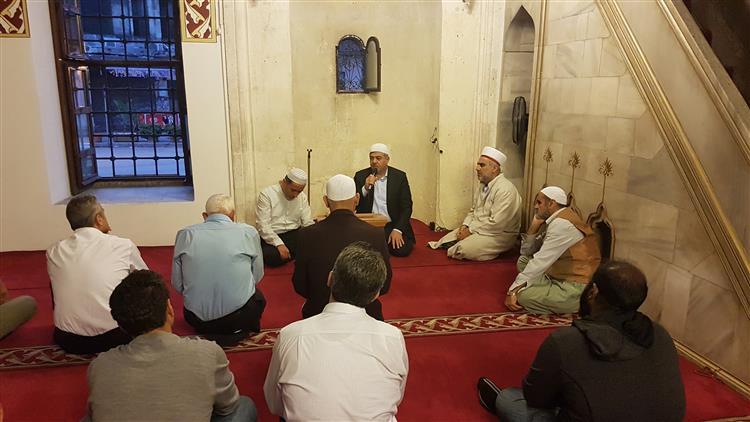 Hatay'da Habib-i Neccar Camiinde Barış Pınarı Harekatı Için Fetih Suresi Okundu