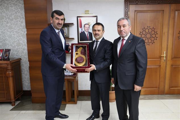 Hac Ve Umre Hizmetleri Genel Müdürü Remzi Bircan, Nevşehir'de