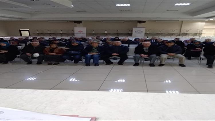 Zonguldak'ta Hacı Adaylarına Eğitim Semineri