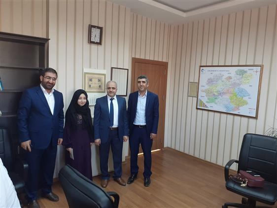 Erzurum'da Hafızlar Arası Bölge Yarışması